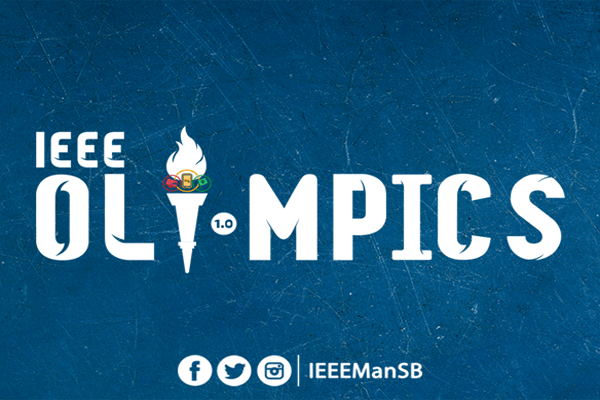 IEEE Olypmics 1.0 Event Announcement.